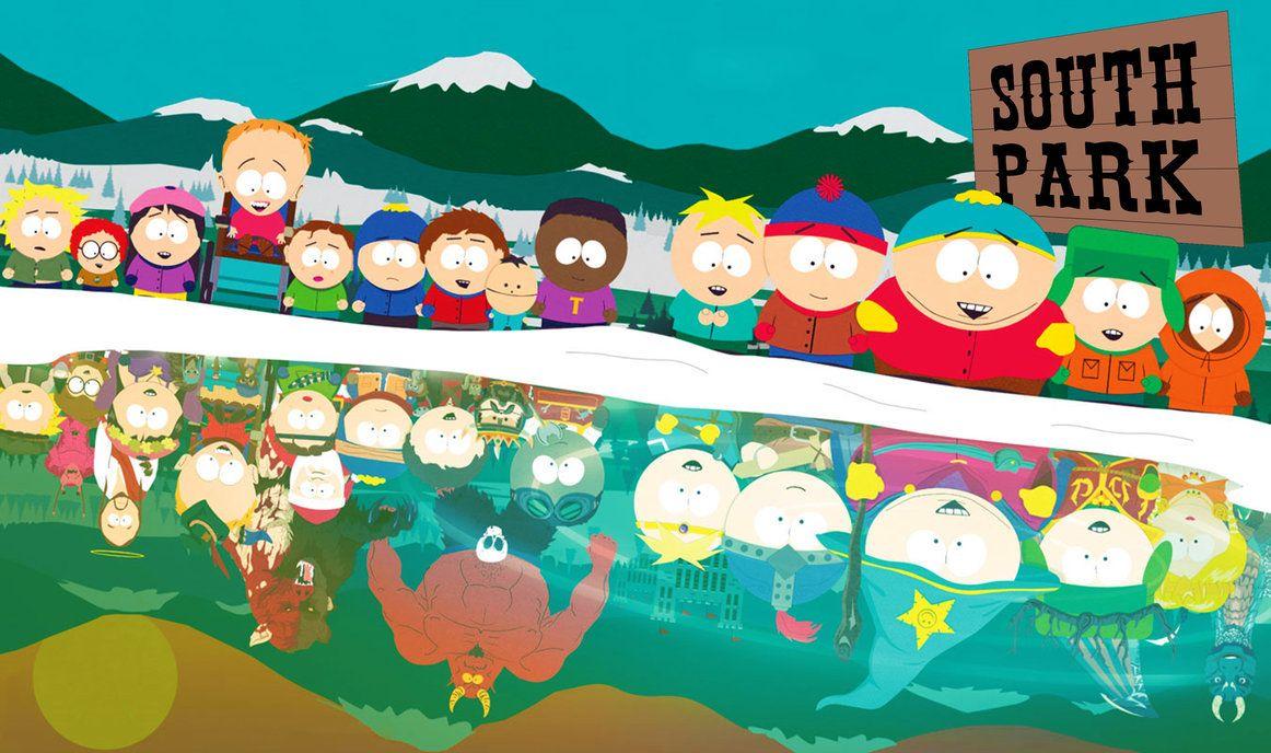 South Park Fan Art South Park The Stick Of Truth Wallpaper Edit