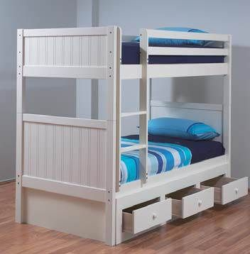 Homestead Bunkbed With Optional Extra Storage From Beds N Dreams