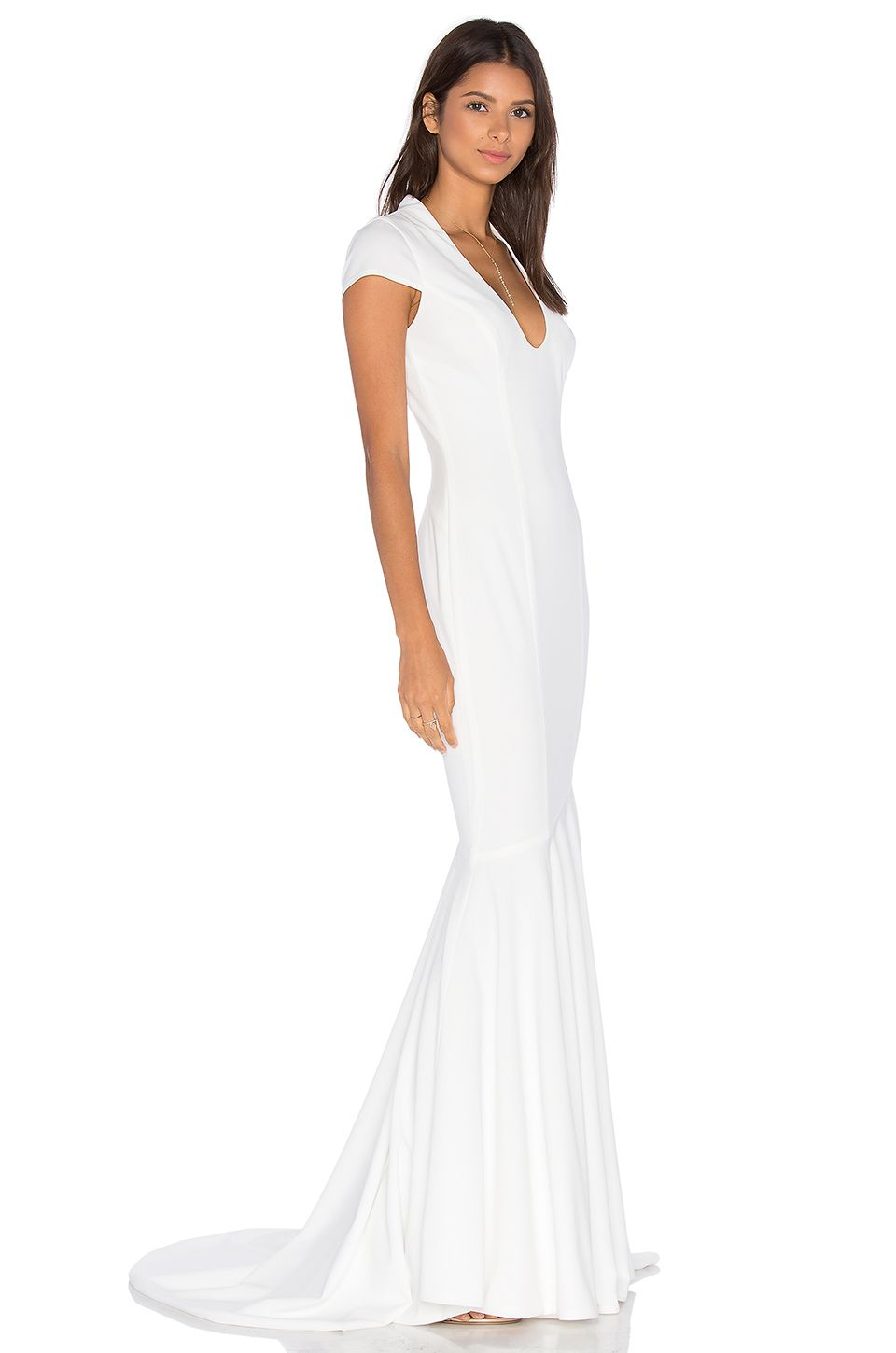 Katie May NOEL and JEAN by Katie May Josephine Gown in Ivory ...