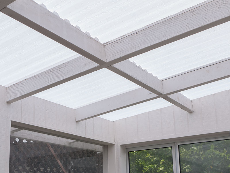 Do You Have Corrugated Fiberglass Panels On A Sunroom Sun Parlor Or Solarium In The 1960s And 7 In 2020 Fibreglass Roof Polycarbonate Roof Panels Corrugated Roofing