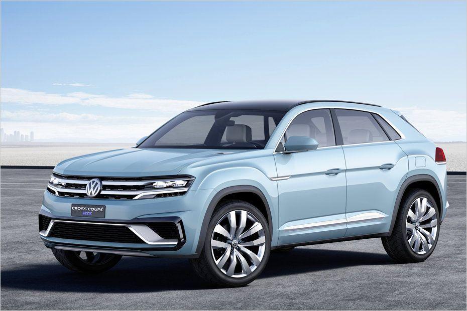 VW So kommt der neue CC Tiguan, Vw amarok, Volkswagen