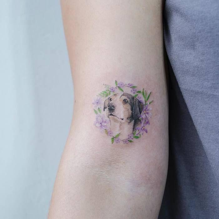 Minimalistische Und Zarte Tattoos Von Sol Tattoo