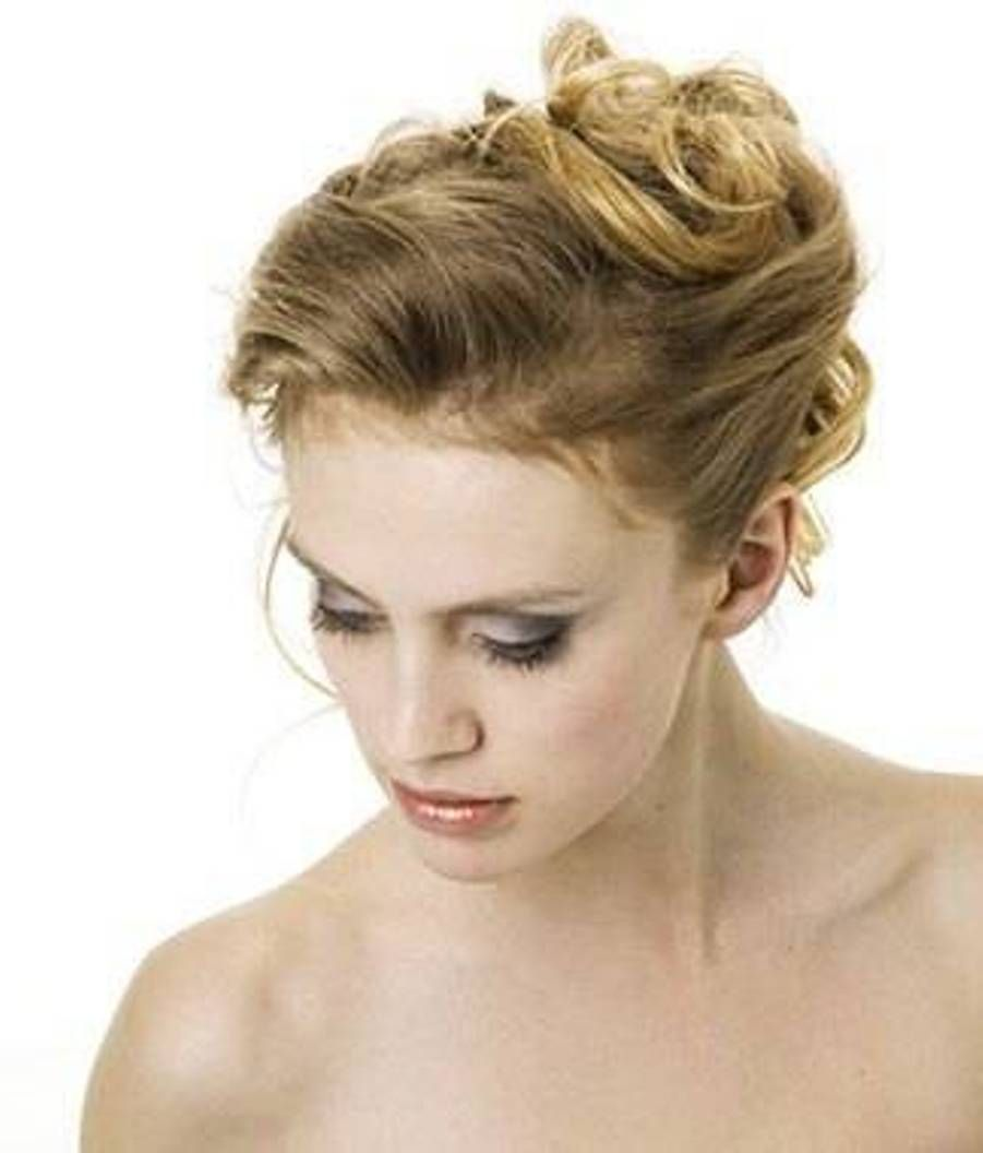 Simple Wedding Hair Ideas: Download French Twist Simple Updos For Medium Hair Or