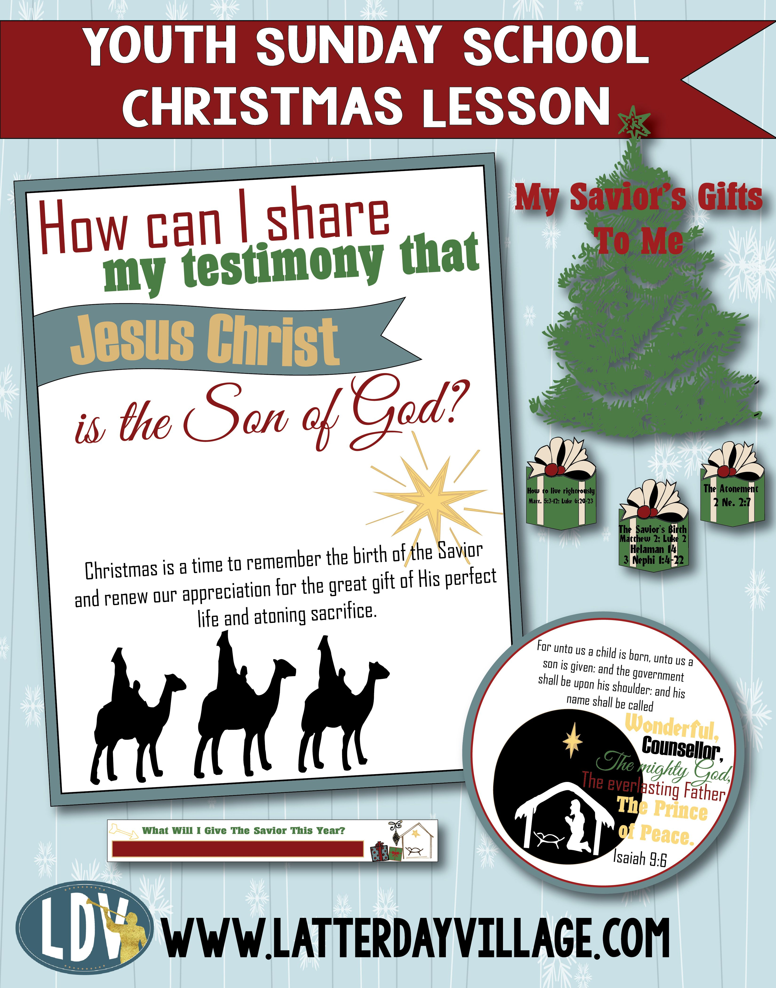 The Ultimate Resource For Youth Sunday School Teachers