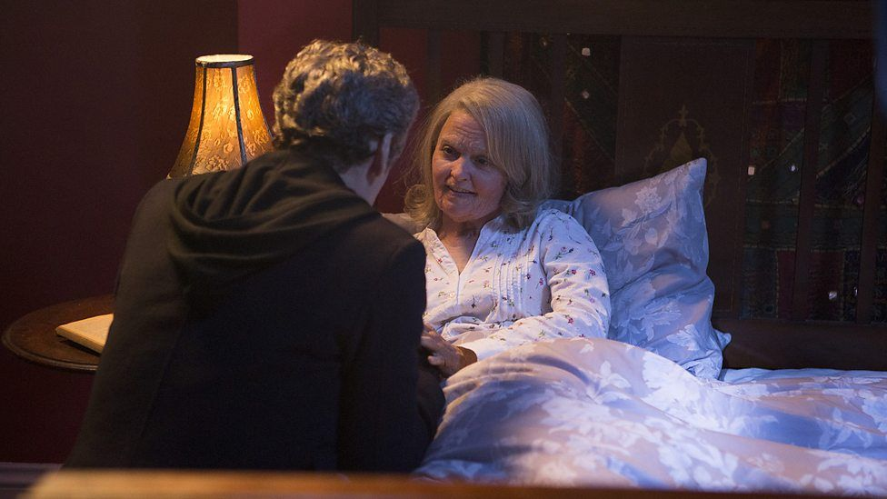 BBC One - Doctor Who, Last Christmas - Looking Back on Last ...