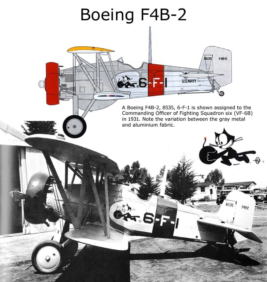 Boeing F4b 2 Us Navy Aircraft Wwii Aircraft Vintage Aircraft