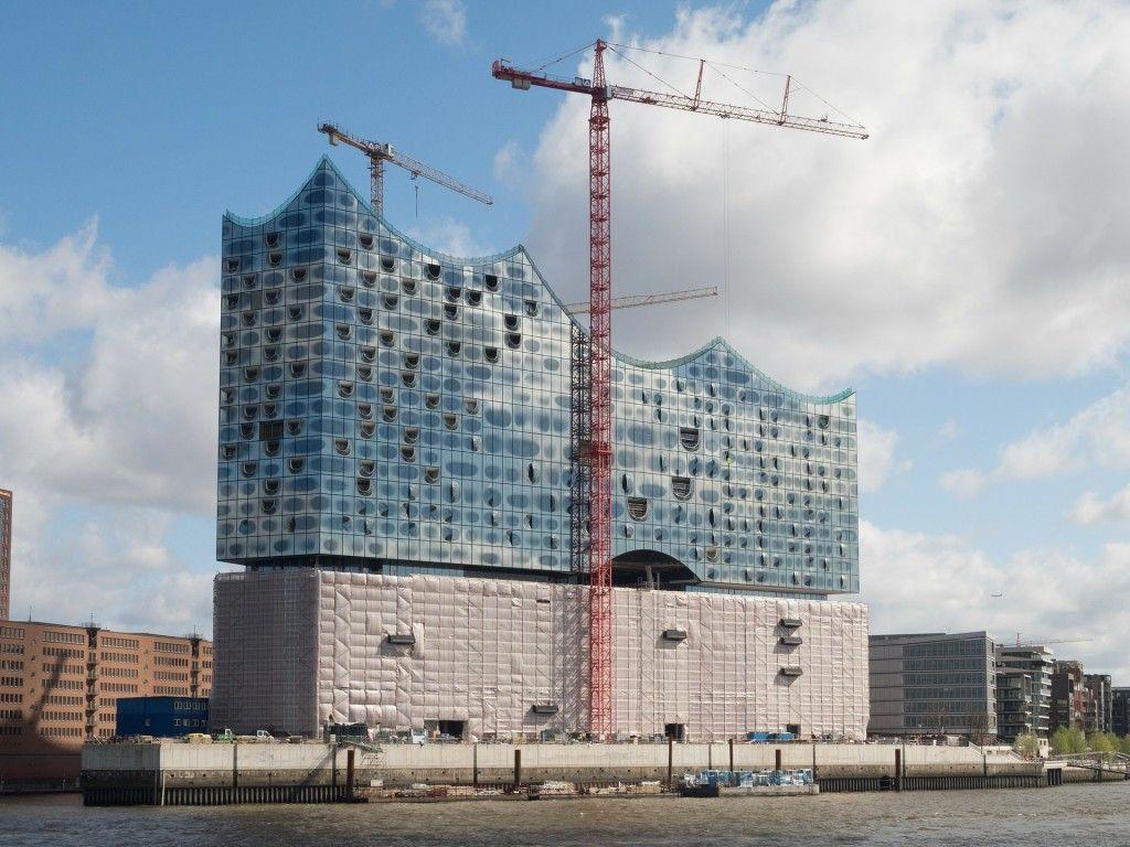 Herzog & de Meuron / Elbe Philharmonic Hall, Hamburg, Germany, 2017. | ADAPTIVE, REUSE ...