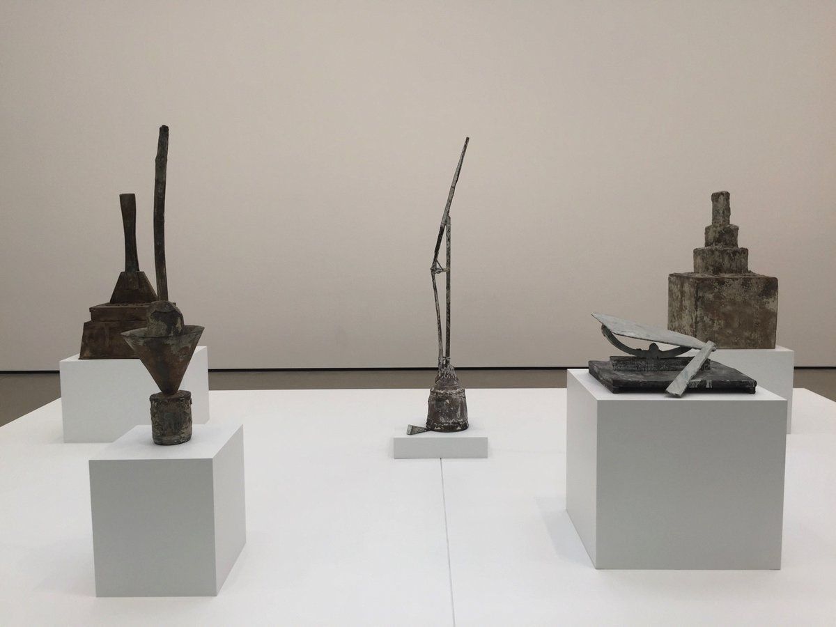 Cy Twombly Sculpture - Google