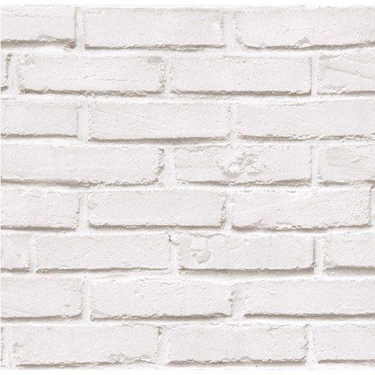Papier Peint Blanc Brique Loft Papier Peint Brique Fond D Ecran En Briques Papier Peint Blanc
