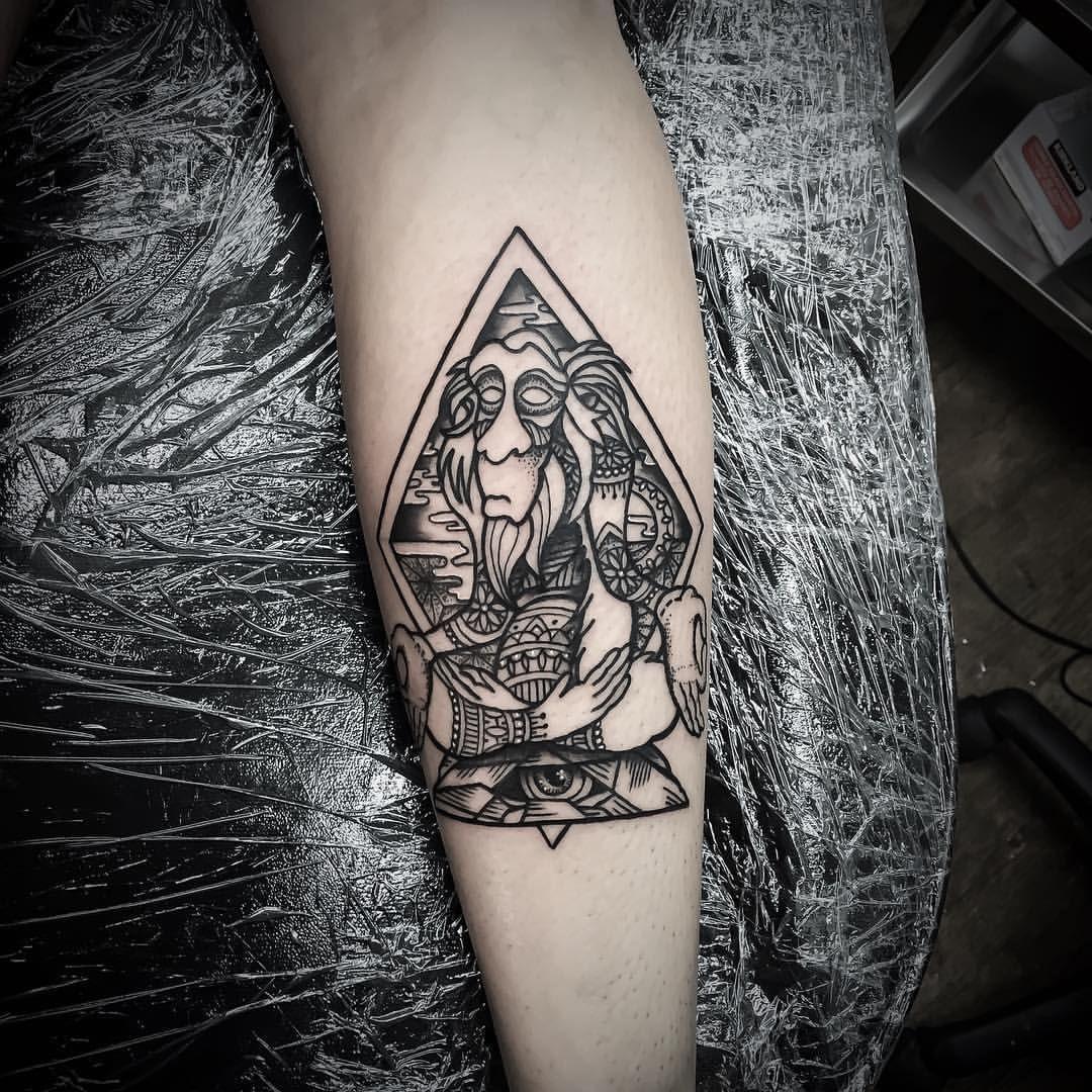 Rafiki take two :) | Tattoos for guys, Hippie tattoo, Cool ...