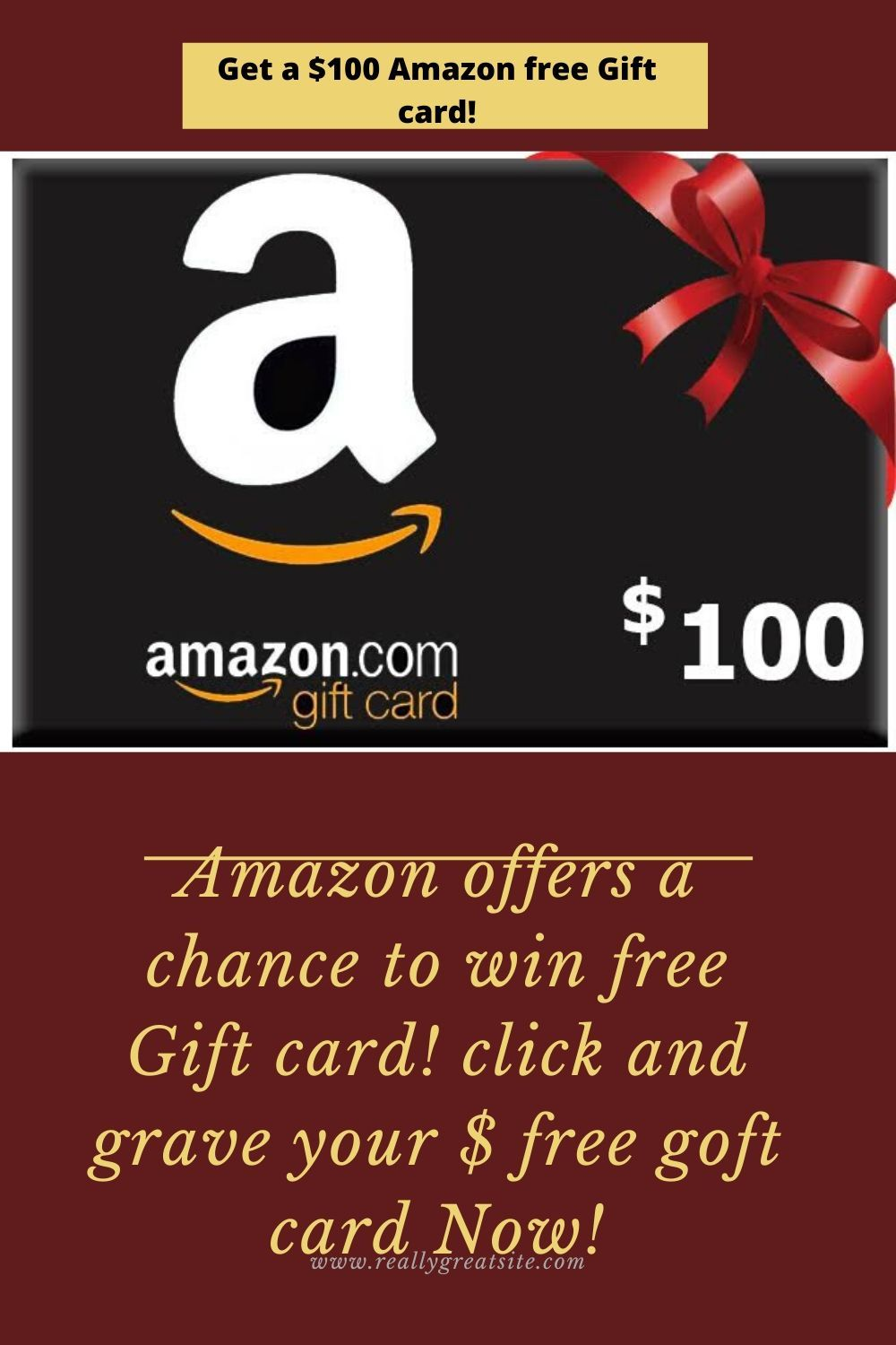 Get A 100 Free Gift Card Now Free Gift Cards Gift Card Wedding Eye Makeup
