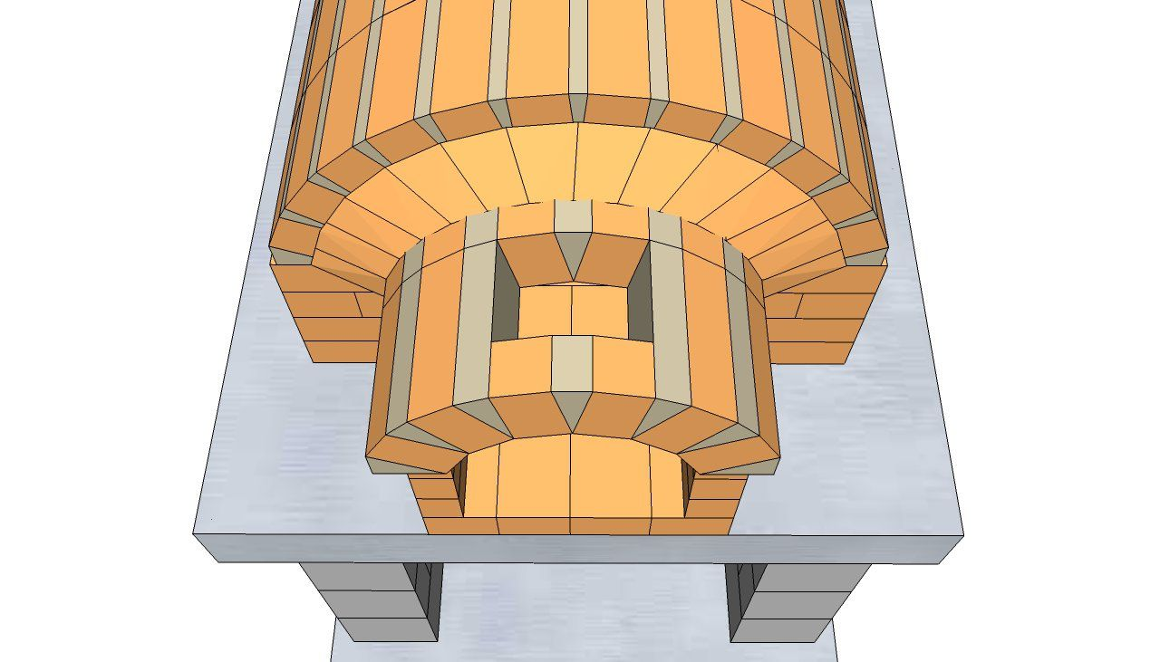 chimney plans ovens pinterest oven pizzas and beams