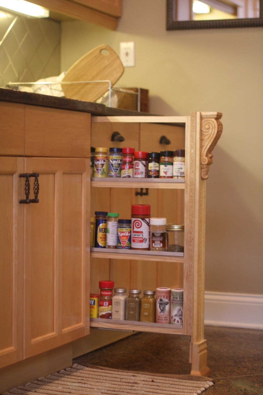 spice rack ideas for both roomy and cramped kitchen large spice