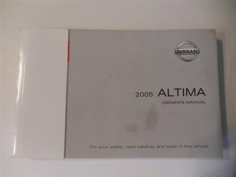 2005 nissan altima owners manual book owners manuals pinterest rh pinterest com 2005 nissan altima owners manual download 2005 nissan altima owners manual pdf