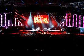 indoor concert stage design - Google Search | Stage