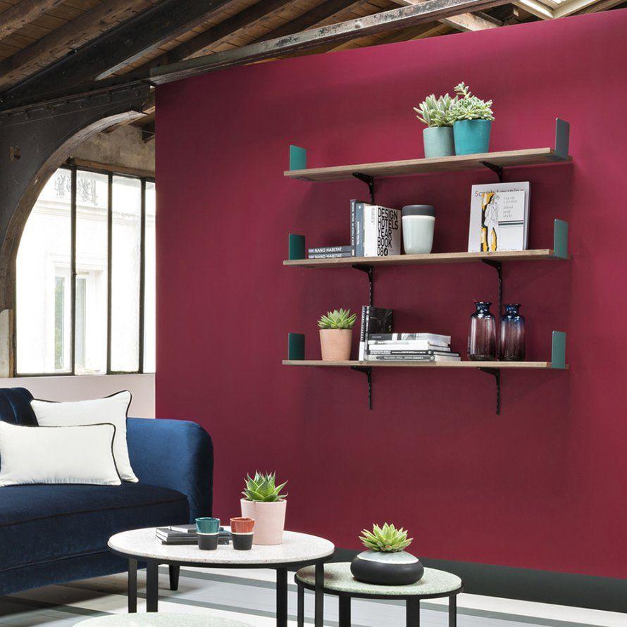une peinture rouge territe sarah lavoine x ressource accessoire deco le charmes et les. Black Bedroom Furniture Sets. Home Design Ideas