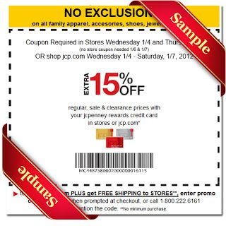 free printable jcpenney coupon codes legal forms