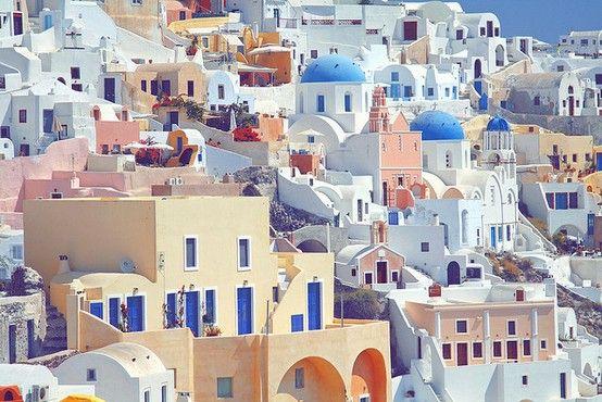 #Santorini