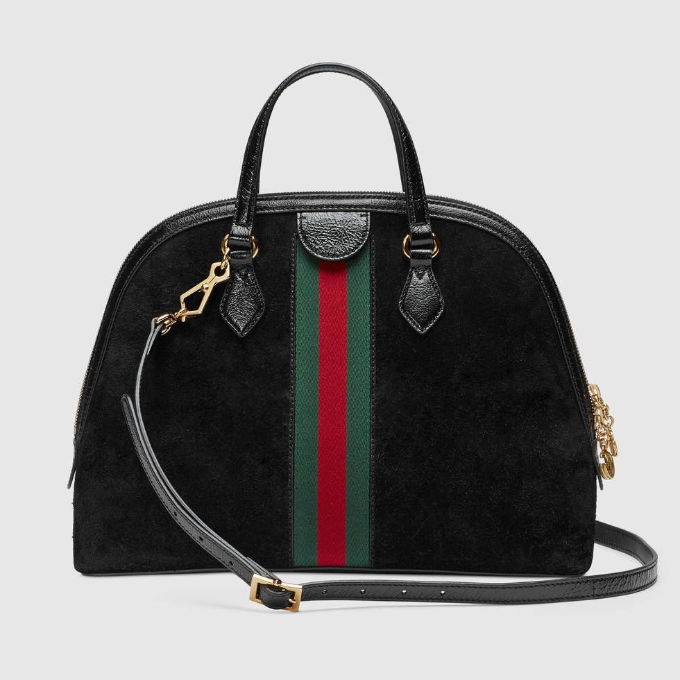 e2c0c3aa7af Ophidia medium top handle bag - Gucci Women s Top Handles   Boston ...
