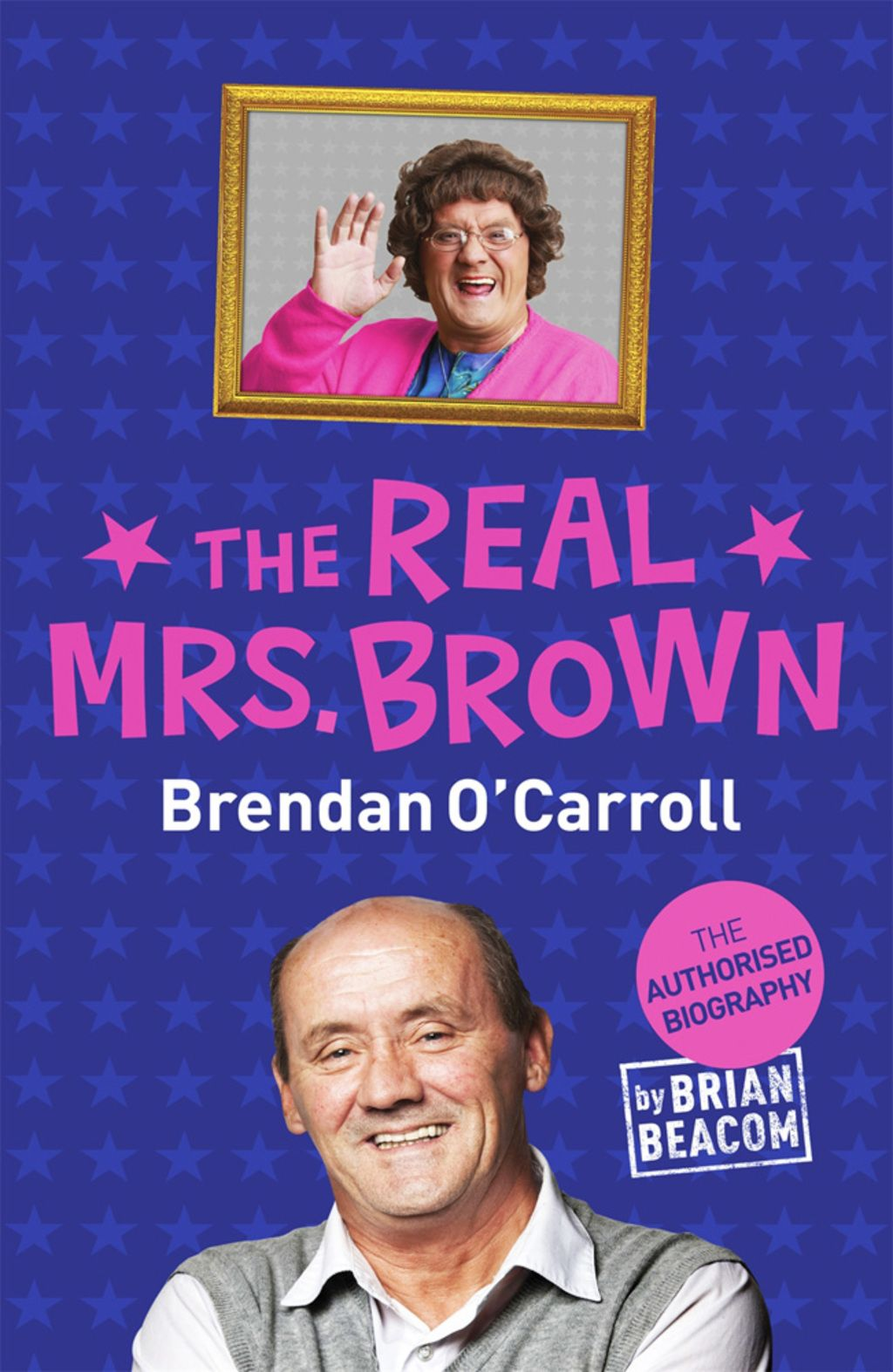 The Real Mrs Brown Ebook Mrs Browns Boys Comedy Tv Books