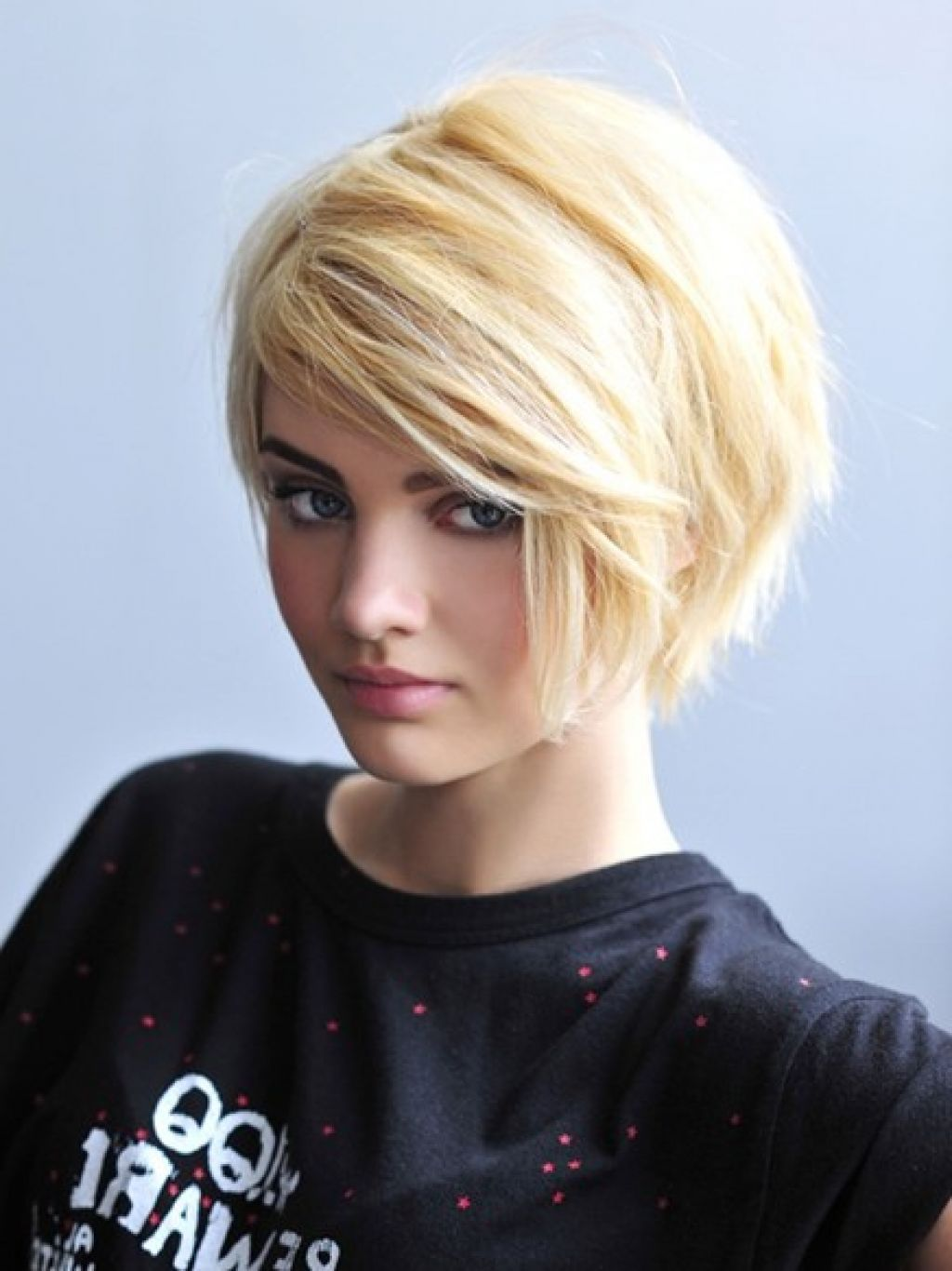 Womens Short Hairstyles For Thick Hair Women Hairstyle