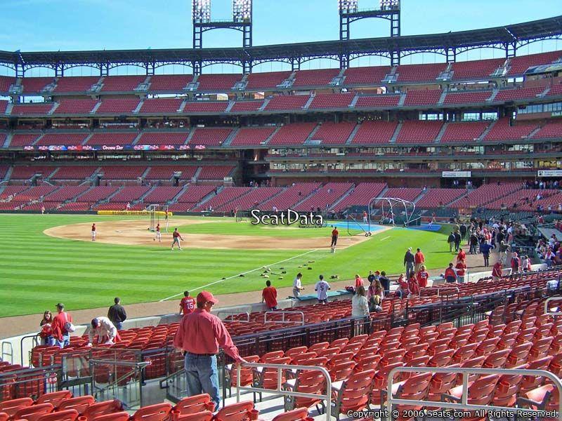 Cincinnati Reds Tickets at Busch Stadium