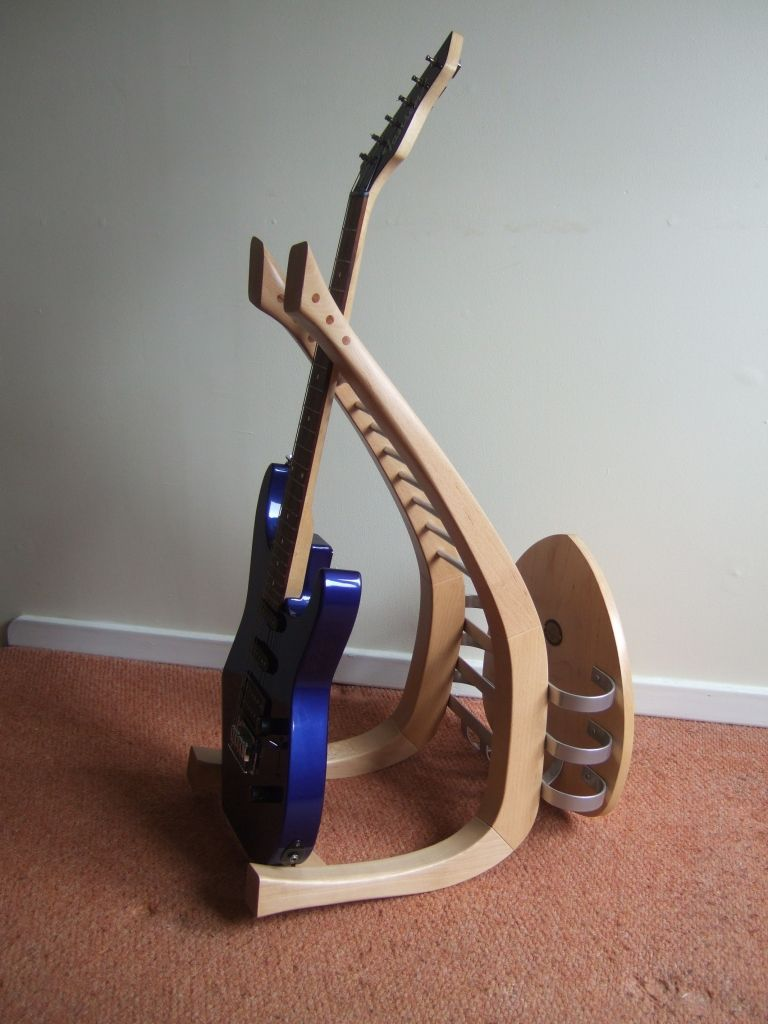 Miraculous Guitar Stand Stool In 2019 Wooden Guitar Stand Guitar Ocoug Best Dining Table And Chair Ideas Images Ocougorg