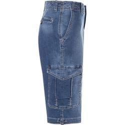 Straight Leg Jeans für Herren -  bugatti Jeansshorts Herren, Baumwoll-Stretch, blau BugattiBugatti  - #Asana #AshtangaYoga #für #herren #IyengarYoga #jeans #leg #MenYoga #Namaste #PartnerYoga #straight #YinYoga #YogaGirls #YogaLifestyle #YogaPoses #YogaVideos