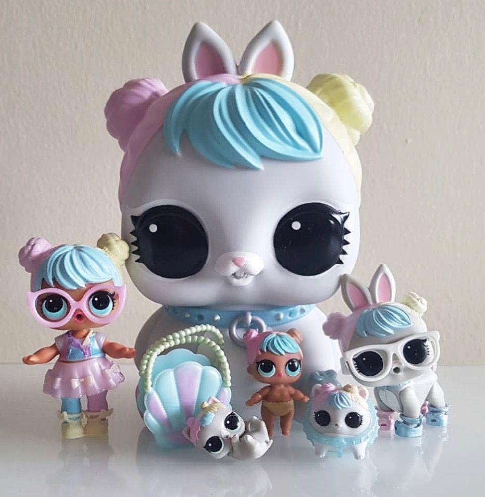 Lol Surprise Biggie Pets Bon Bon Family Lol Surprise Dolls Lol Dolls Bon Bons Dolls