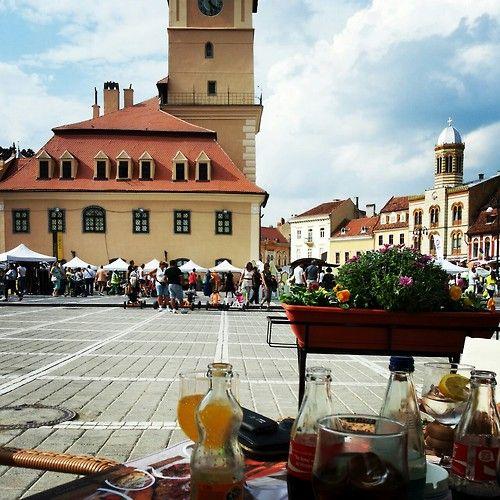 Top Places To Visit Romania: 235/365 Brasov, Transylvania