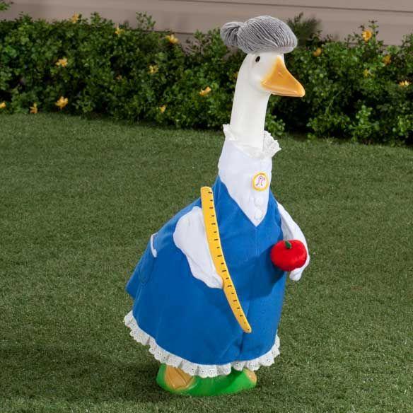School Teacher Goose Costume Goose Outfit Miles Kimball