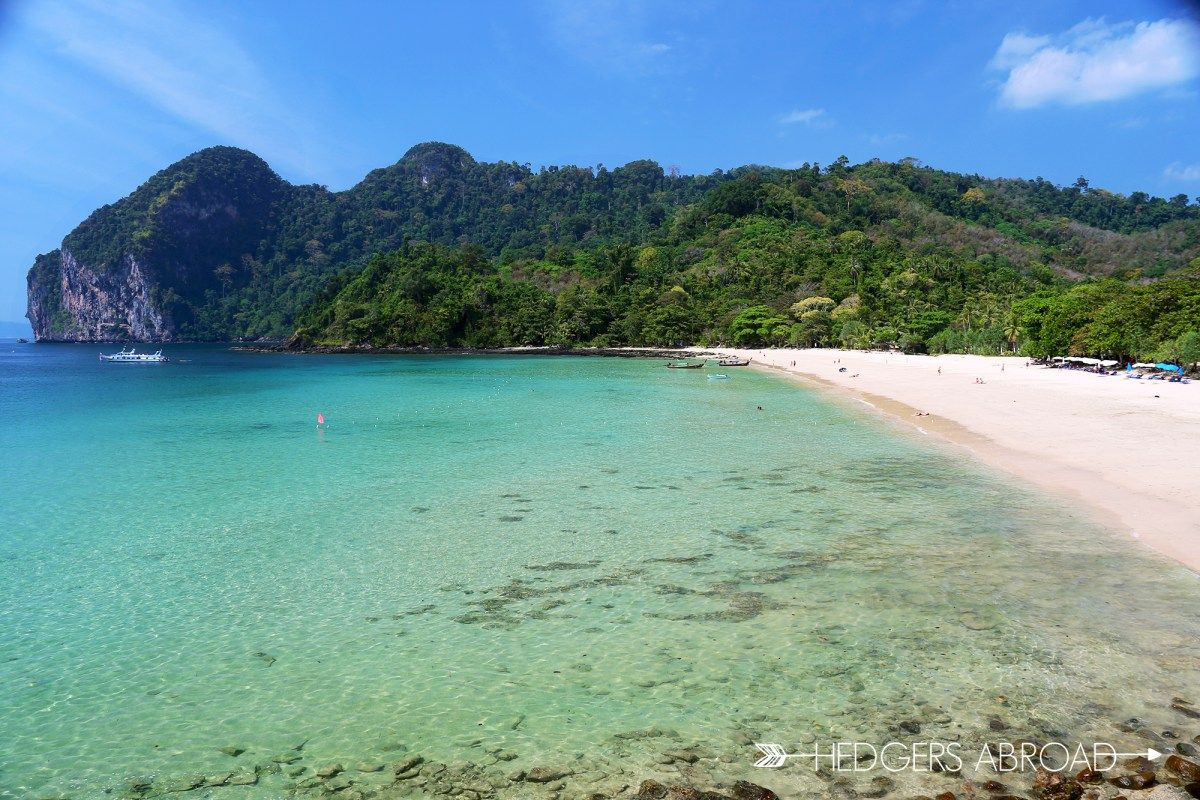 KOH MOOK // Thailand's best kept SECRET