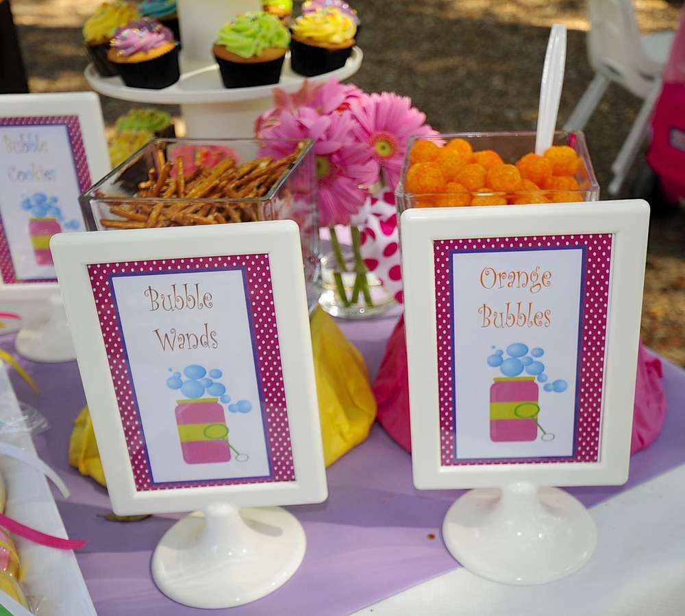 33 Bubbles And Brunch Birthday Party Ideas Bubble Birthday Bubble Party Birthday Party