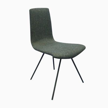 Stühle von Hans Bellmann für Horgen Glarus, 1950er, 4er Set Jetzt - stühle für die küche