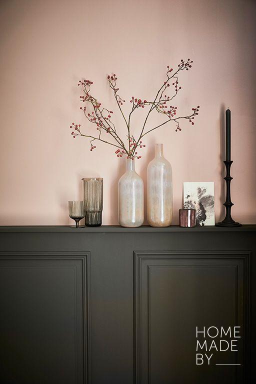 HOME MADE BY_STIJL LOFT | NAJAAR 2018 | WOONKAMER | INSPIRATIE | SFEERVOL | INTERIEUR TRENDS | TIJDLOOS | INDUSTRIEEL | PINK | DARK COLORS | WOONKAMER #livingroom #interiordesign #wooninspiratie #interior#interieur #woonkamerinspiratie