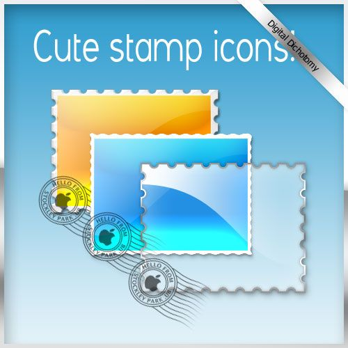 stamp template by ninky photoshop resource collected by psd dude com