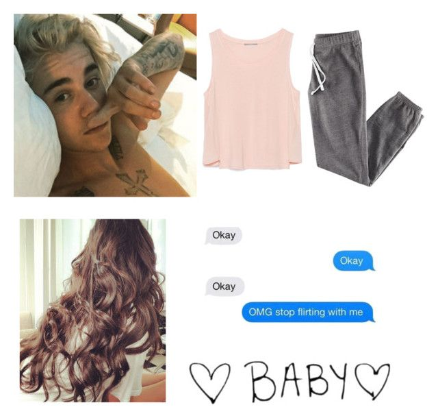 """Lazy Day with Justin"" by rossandharry ❤ liked on Polyvore featuring Zara and H&M"