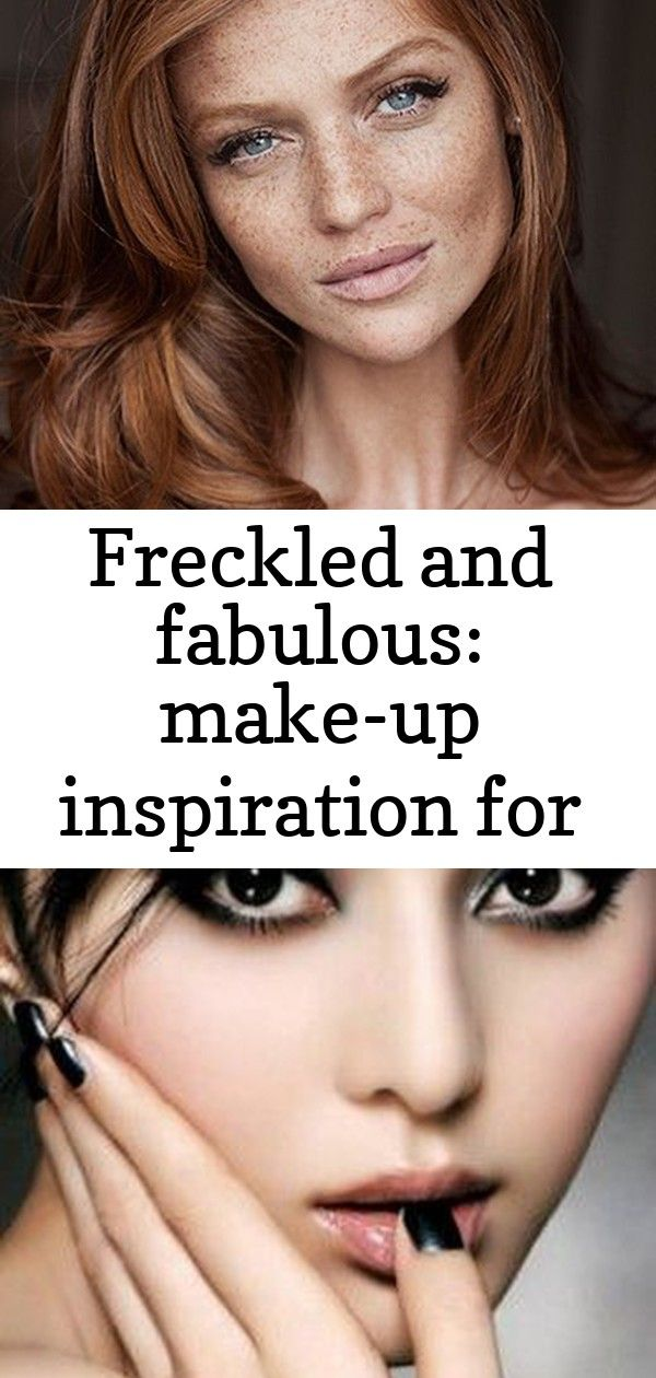 Freckled and fabulous makeup inspiration for brides with freckles 13 MakeUp Inspiration For Brides with Freckles  Bridal Musings Wedding Blog 11 Best Face Primer for Oily...