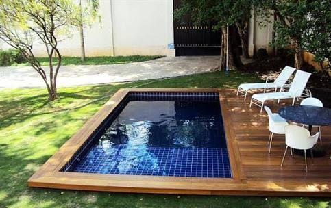 Resultado de imagem para piscinas pequenas Coisas para comprar