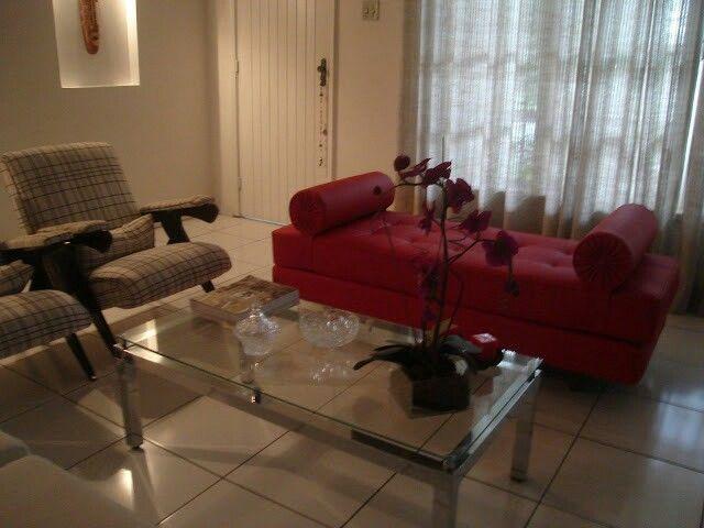 Projeto Sandra Dias . Interiores  -  Sala de Estar