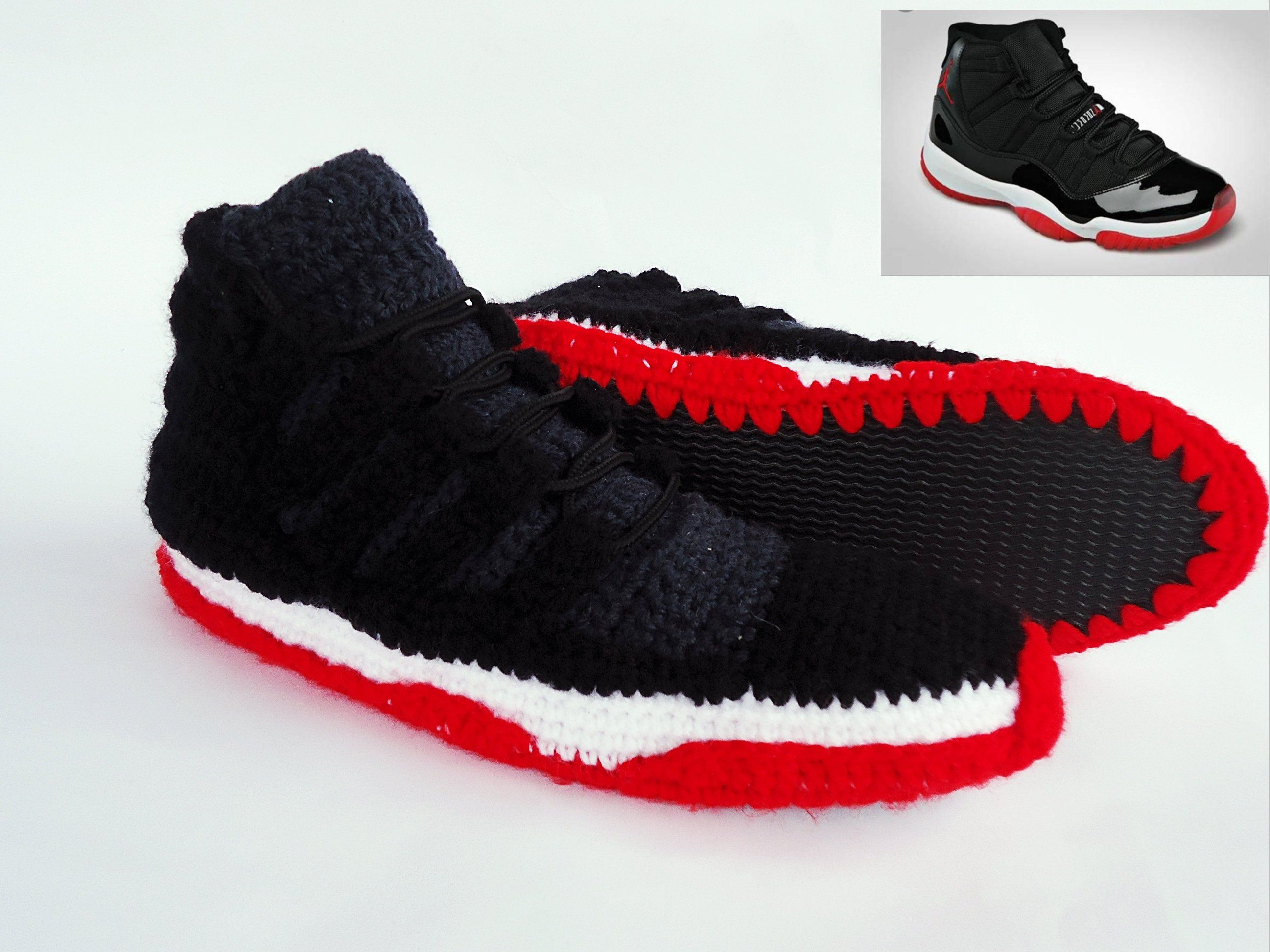 uk availability aabbc 08009 Air Jordan 11, Retro Shoes, Michael Jordan Shoes, Space Jam Shoes, Jordan  11 Red Shoes, Nike Jordan Shoes, Air Jordan 23, Crochet Nike Shoes by  BENIstyle on ...