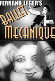 Ballet mécanique Poster | Anthology film, Fantasy posters, Avant garde film