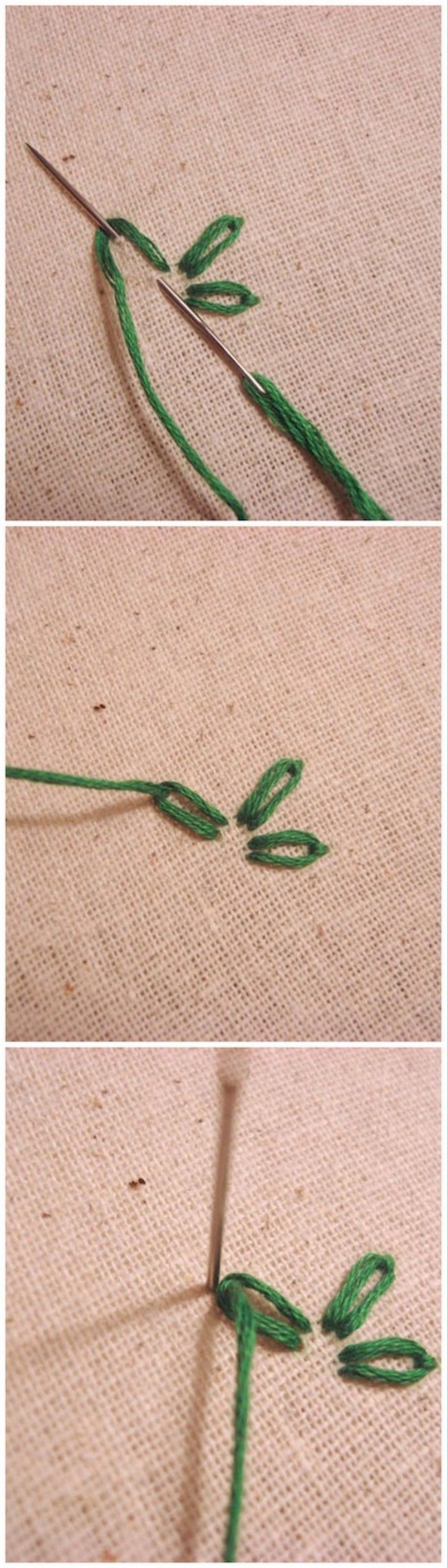 Top mustknow easy hand embroidery stitches hand embroidery