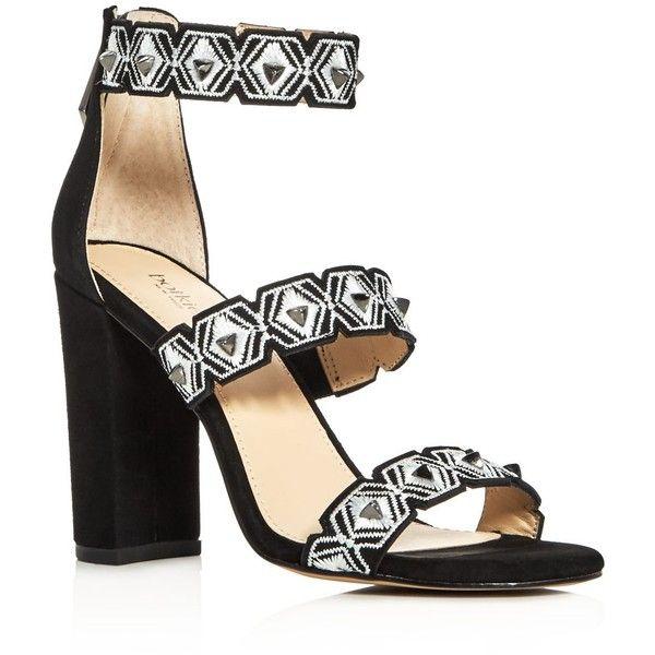 Helmut Lang T-Strap Sandals - Front | T strap sandals, T