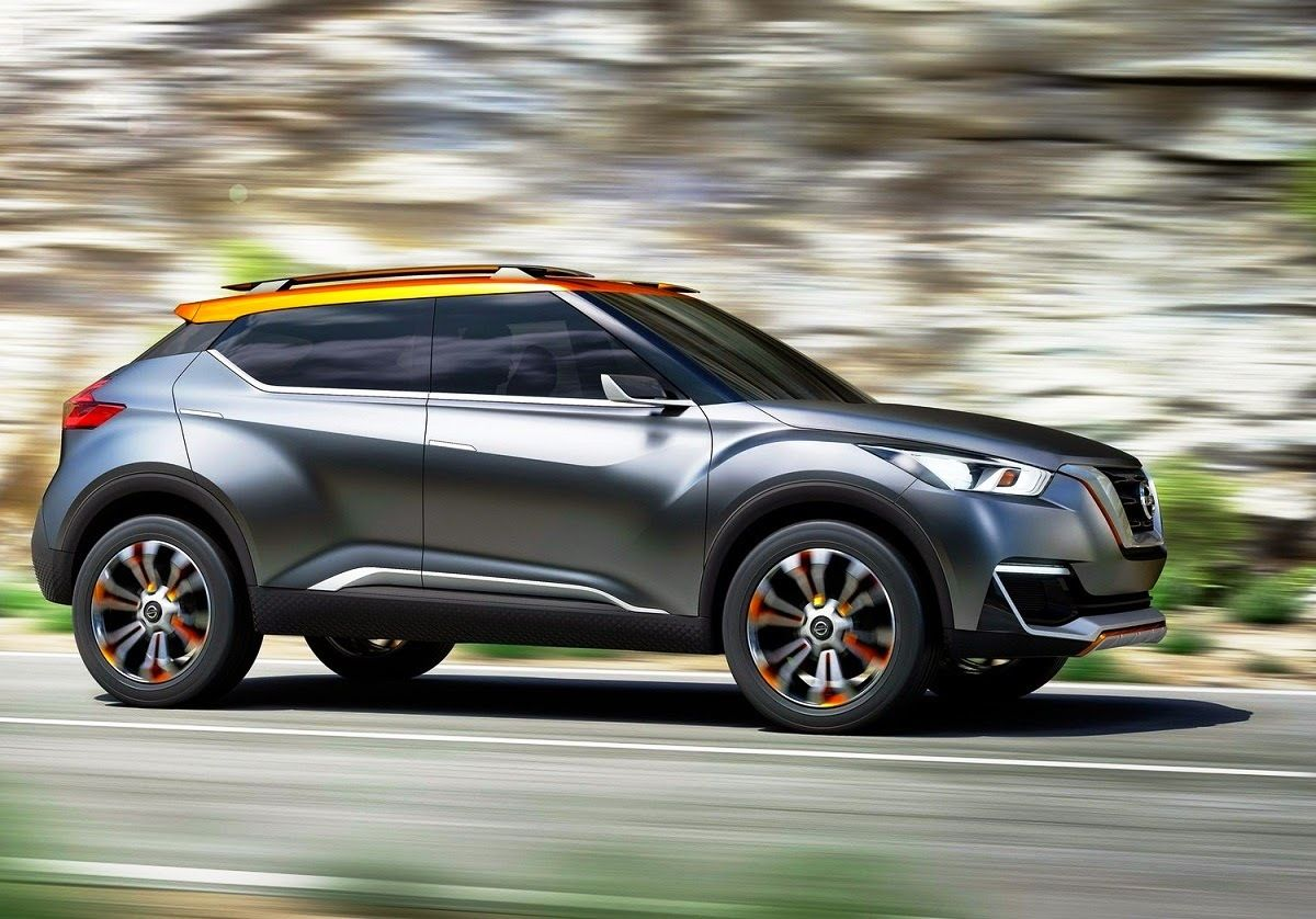 Nissan 2016 New Car Suvs Concept Wallpapers