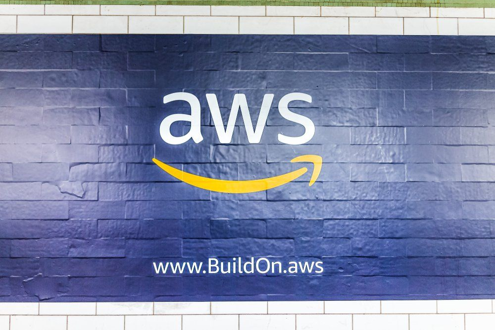 amazon web services cryptocurrency