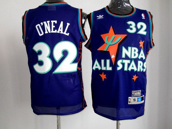 huge selection of 458ca 35cf7 orlando magic 32 shaquille oneal white all star jersey