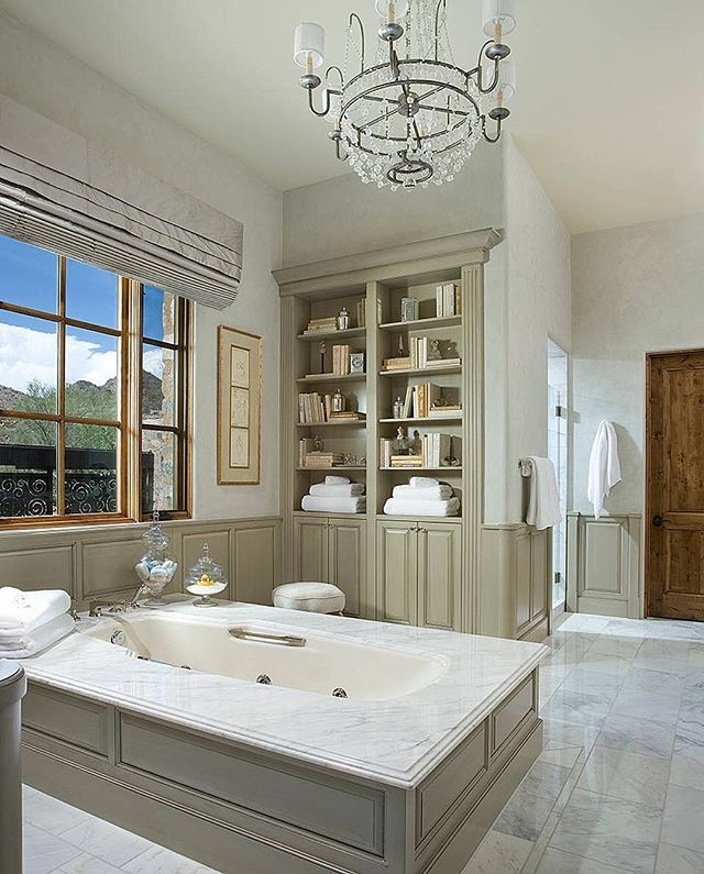 Relaxing bath and a good book! By Vallone Design