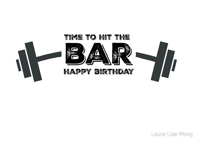 Workout Buddy Birthday Card Greeting Card By Laura Lise Wong Funny Birthday Cards Birthday Cards Cards