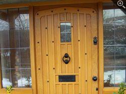 Timber Doors: Timber Front Doors   Bespoke Timber Doors   Oak Front ...